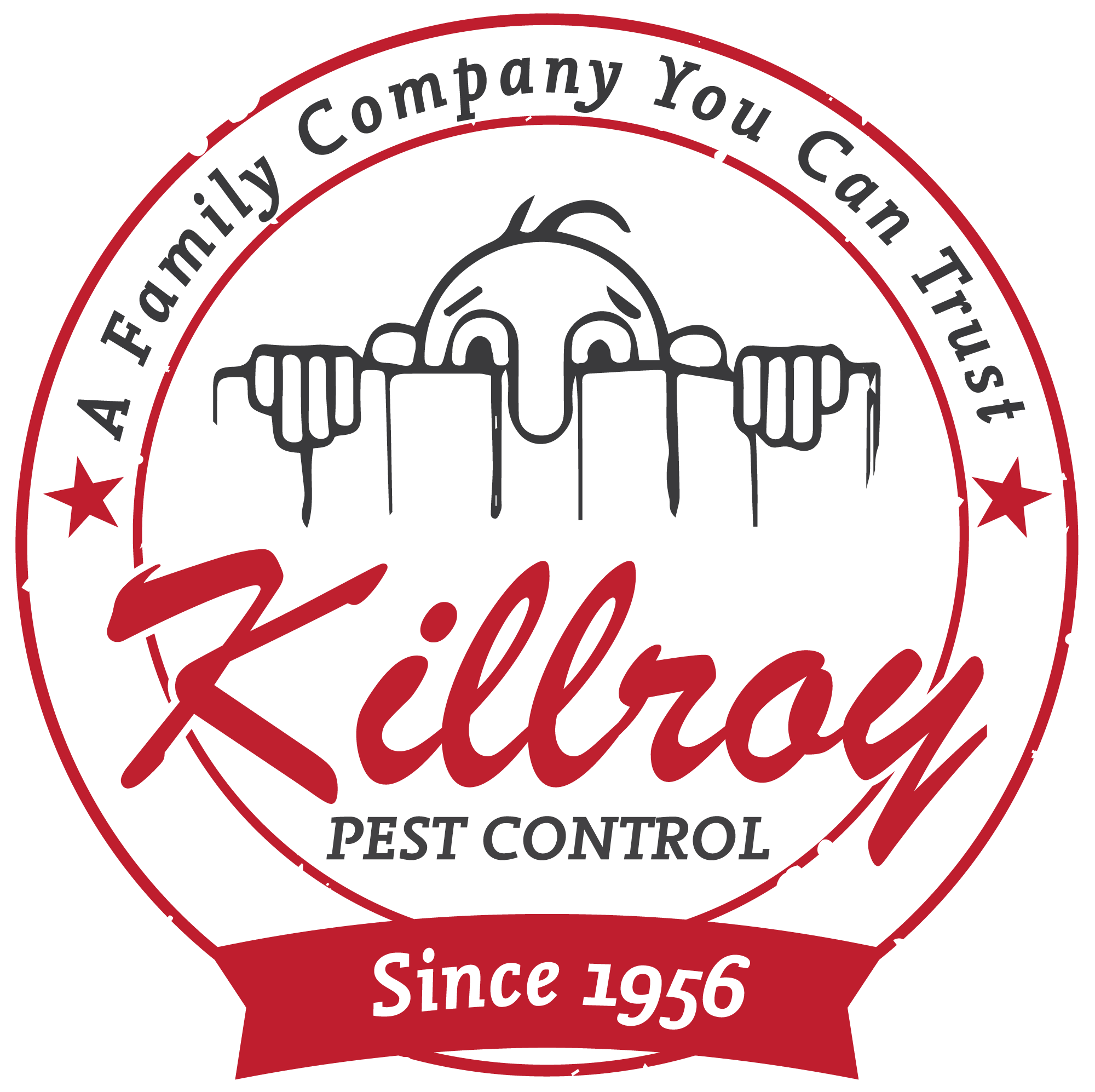 Killroy Pest Control since 1956
