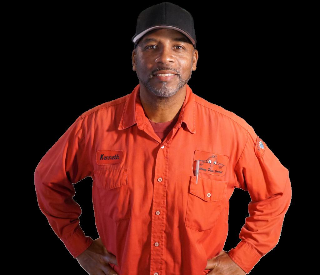 Kenneth at Killroy Pest Control